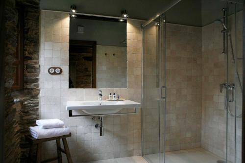 Double Room Complejo Rural Casona de Labrada 8