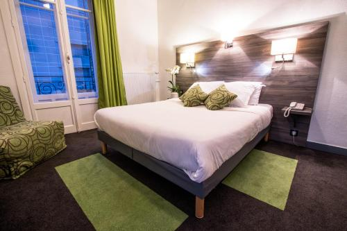 Hotel Actuel Chambéry Centre Gare - Chambéry