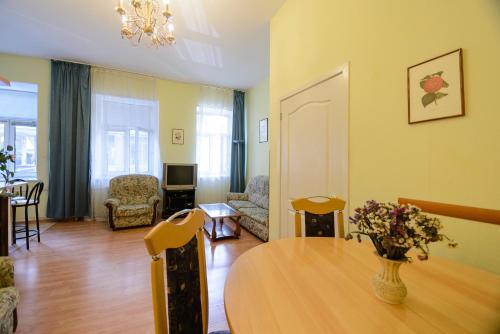 Kiev Accommodation Apartment On Luteranska St.