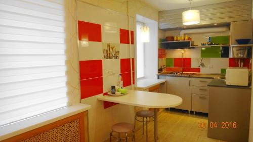 . Apartment on Novgorodskaya 15