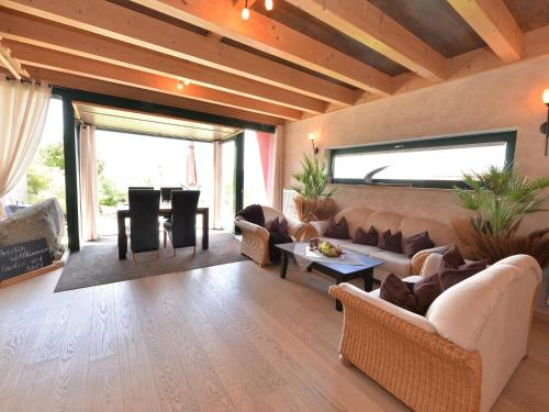 . Tranquil holiday home in Blossersberg Bavaria offering private terrace with country views