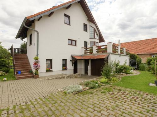 . Modern Apartment in Ballenstedt with Terrace