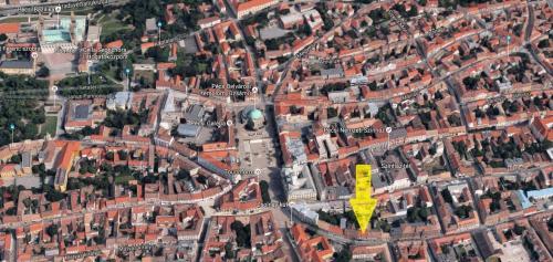 Studio Gold apartman, Pension in Pécs