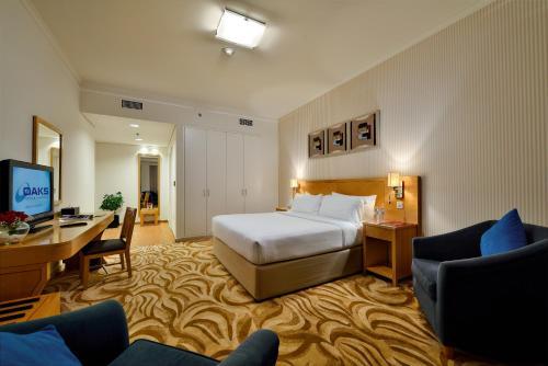 Oaks Liwa Heights Hotel Apartments room photos