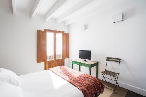 Economy Double Room - single occupancy Casa Rural Errota-Barri 20
