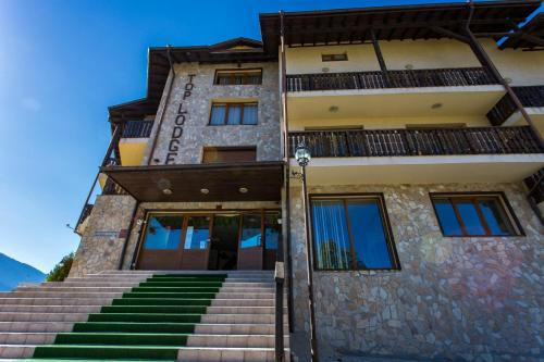 Top Lodge Apartments Bansko