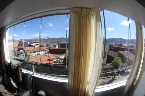 Hotel Cusco Panorama View