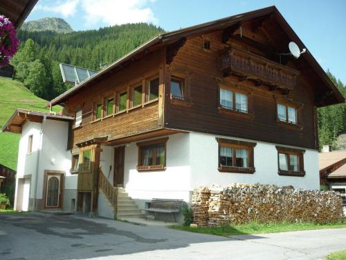 Apartment Hohspitz An Der Piste 2 Kappl