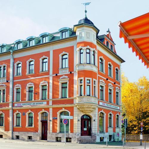 . Hotel & Apartments Fürstenhof am Bauhaus