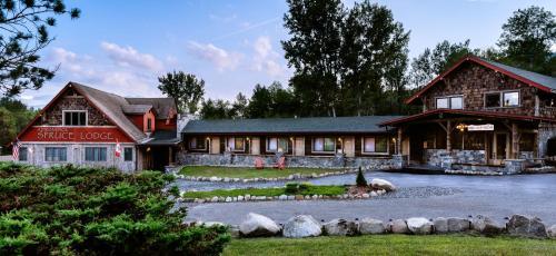 Adirondack Spruce Lodge - Accommodation - Wilmington