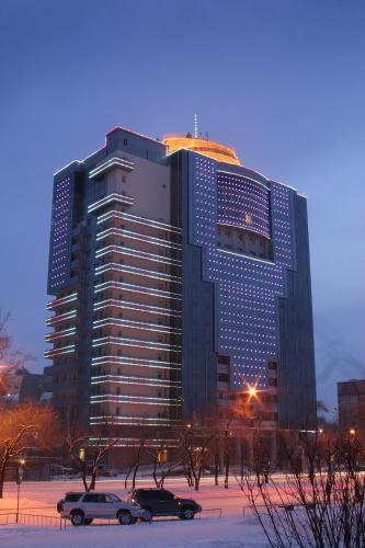 . Hotel Asia