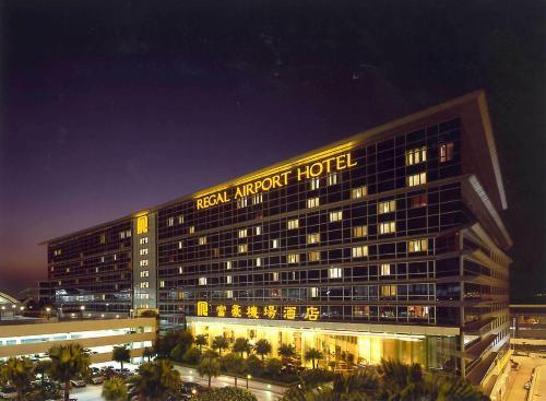 Regal Airport Hotel photo 16