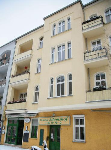 Hotel-Pension Adamshof (B&B)