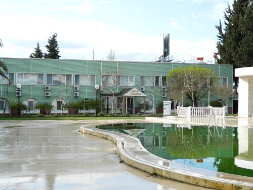 Izmir Kısıkpet Hotel harita