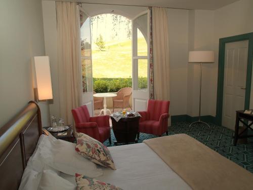 Superior Double Room with Terrace Palacio Urgoiti 12