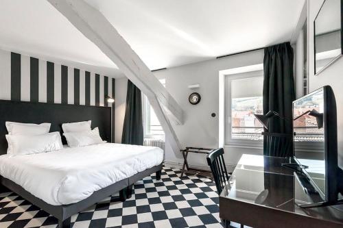 Hotel des Carmes - Hôtel - Aurillac