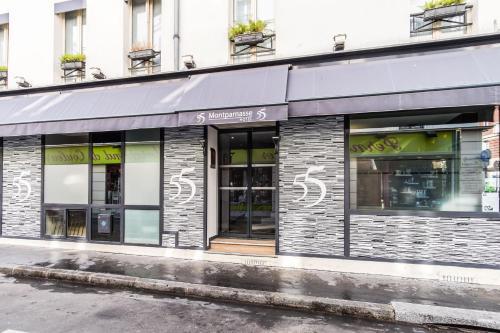 55 Hôtel Montparnasse photo 27