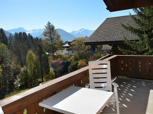Apartment Chouflisbach I - Gstaad