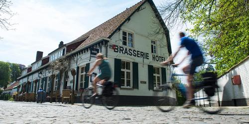 In't Boldershof, Pension in Deurle bei Schelderode