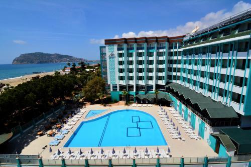 Alanya Ananas Hotel tek gece fiyat