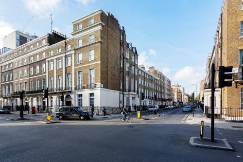 Veeve - 1 Bedroom Apartment in the West End - Marylebone Foto principal