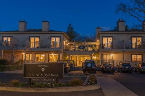 Inn at Sonoma A Four Sisters Inn