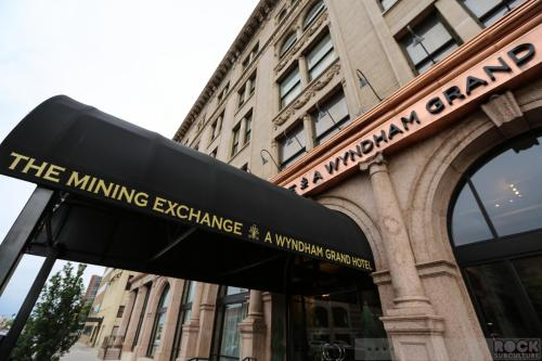 The Mining Exchange A Wyndham Grand Hotel & Spa - Colorado Springs, CO 80903