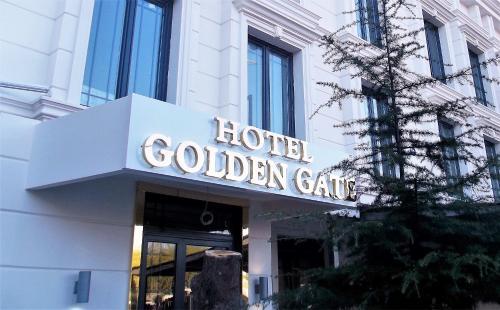 Istanbul Golden Gate Hotel Topkapı telefon