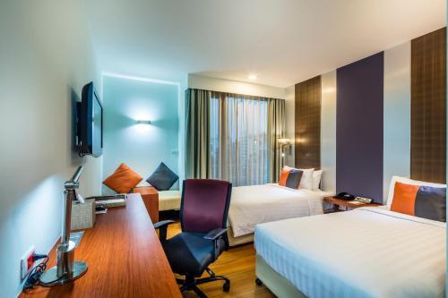 Hotel Solo, Sukhumvit 2, Bangkok photo 54