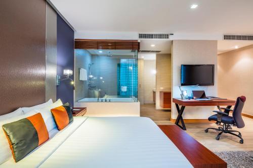 Hotel Solo, Sukhumvit 2, Bangkok photo 67
