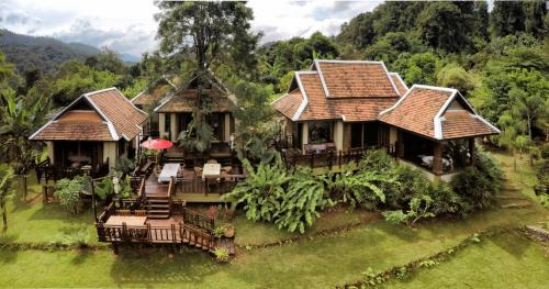 Kanlaya's Eyrie, Luxury Homestay