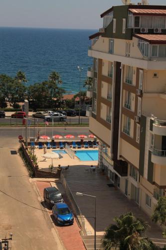 Antalya Olbia Residence Hotel ulaşım