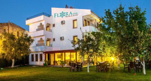 İznik Flora İznik Hotel & Suites harita