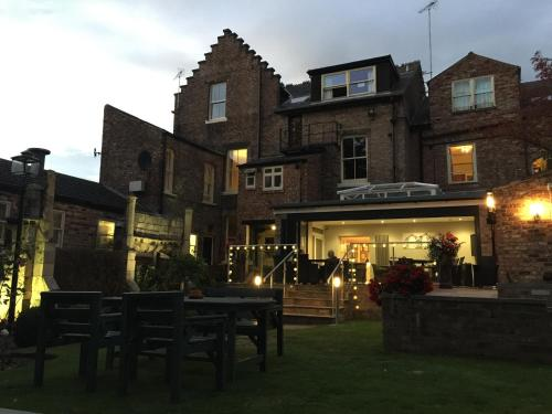 The York Priory Hotel 1