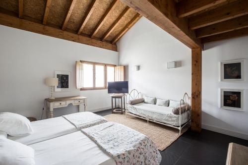 Double or Twin Room - single occupancy Casa Rural Errota-Barri 33