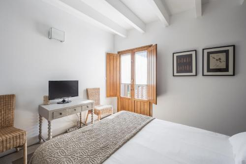 Economy Double Room - single occupancy Casa Rural Errota-Barri 17