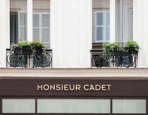 Monsieur Cadet Hotel & Spa photo 43