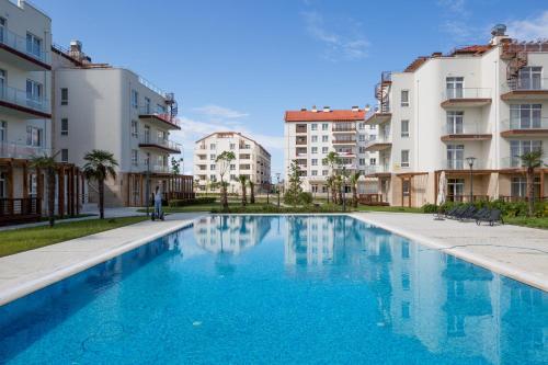 Apart Hotel Imeretinskiy   Zapovedniy Kvartal