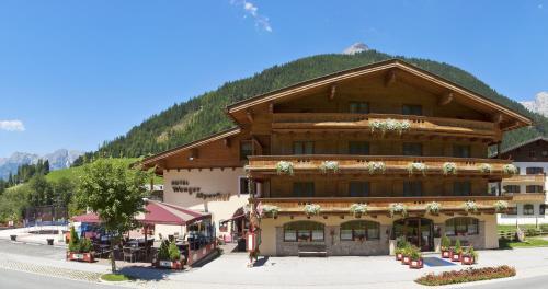 Hotel Wenger Alpenhof Werfenweng