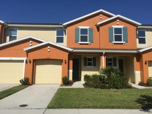 Four Bedrooms Townhome 5124 - Kissimmee, FL 34746