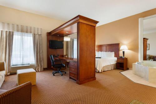 Hampton Inn & Suites Detroit/Chesterfield in Chesterfield