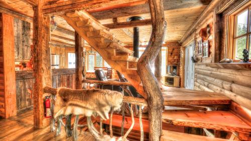 Le Ti Moose - Les Chalets Spa Canada - La Malbaie