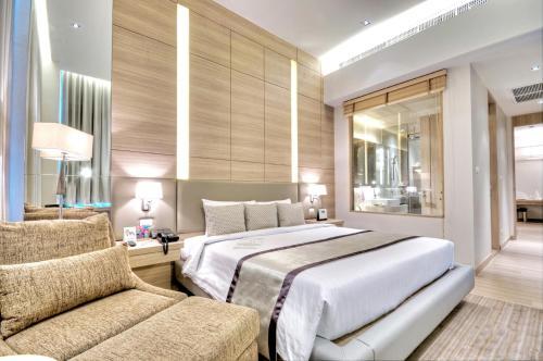 President Park Bangkok 部屋の写真