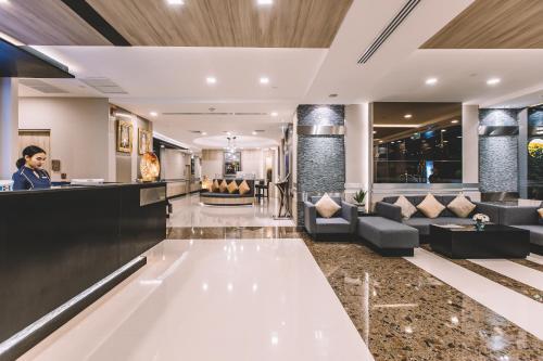 Adelphi Suites Bangkok photo 89