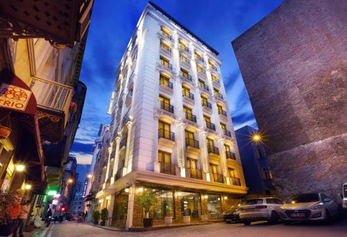 Istanbul Pera Center Hotel & Spa ulaşım