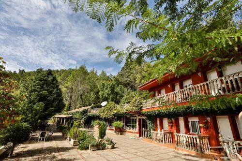 . Hotel Rural Noguera de la Sierpe