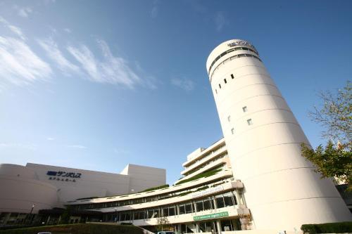 福岡太陽宮酒店 Fukuoka Sun Palace Hotel & Hall