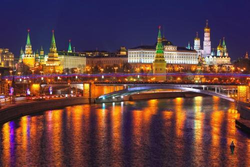 Kremlin Lights - Rent Rooms Foto principal