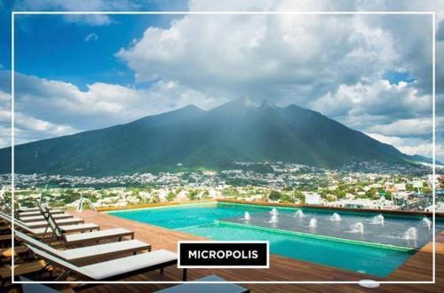 Micropolis Residencial Dpto. 1205 (B&B)