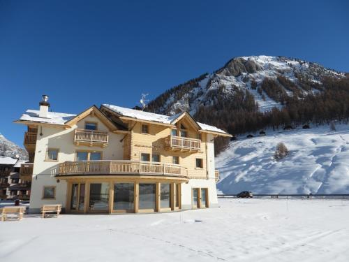 Ecohotel B&B Chalet des Alpes Livigno Livigno